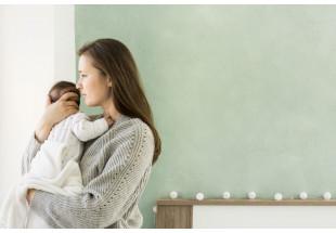 Nevēršat mātei badot, ja bērnam pūš vēderu